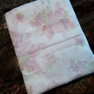Simply Shabby Chic Voile Lilac Sheer Curtain Panel